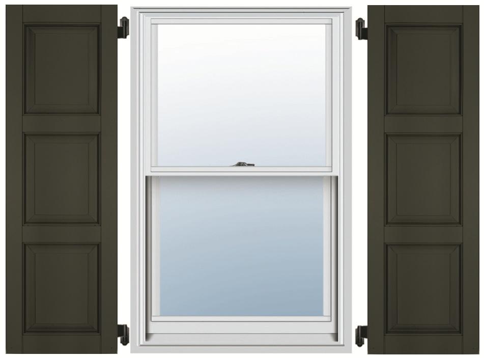 Fiberglass Shutters - Extra Panel