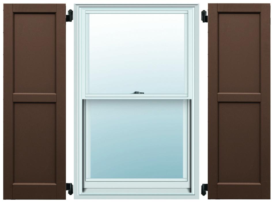 Composite Shutters   Flat PanelFlat   Custom Shutter Company. Flat Panel Vinyl Shutters. Home Design Ideas