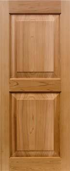Cedar Shutters - Even Panel