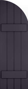 Composite Shutters - Arched Batten