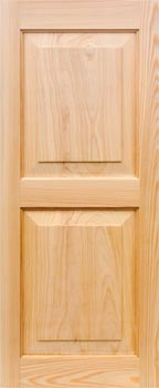 Cypress Shutters - Even Panel