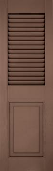 Fiberglass Shutters - Louver-Panel