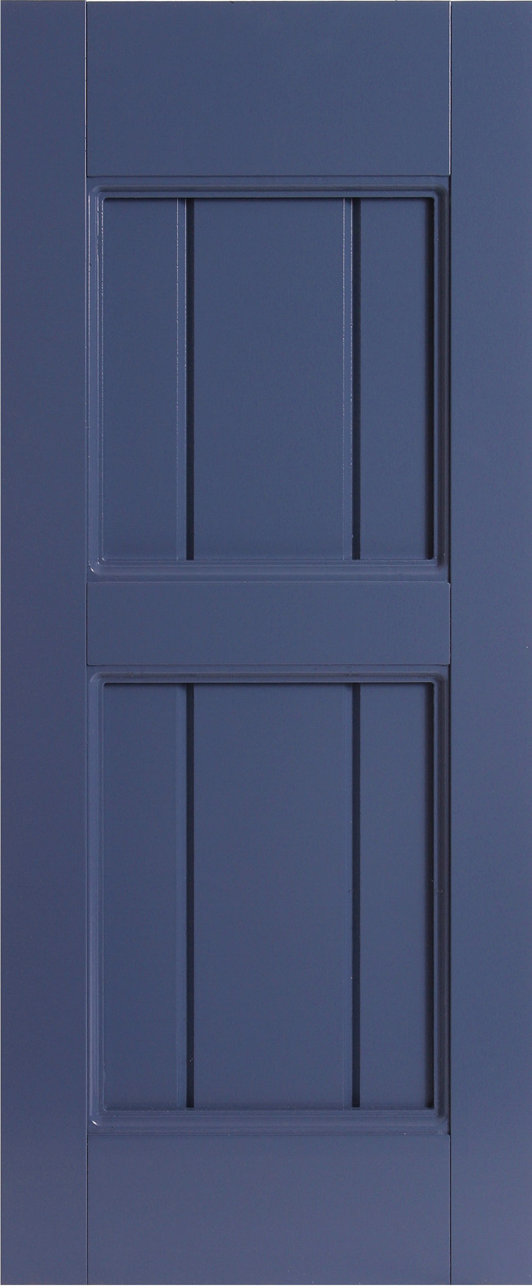 PVC Composite Shutters - V-Groove Style