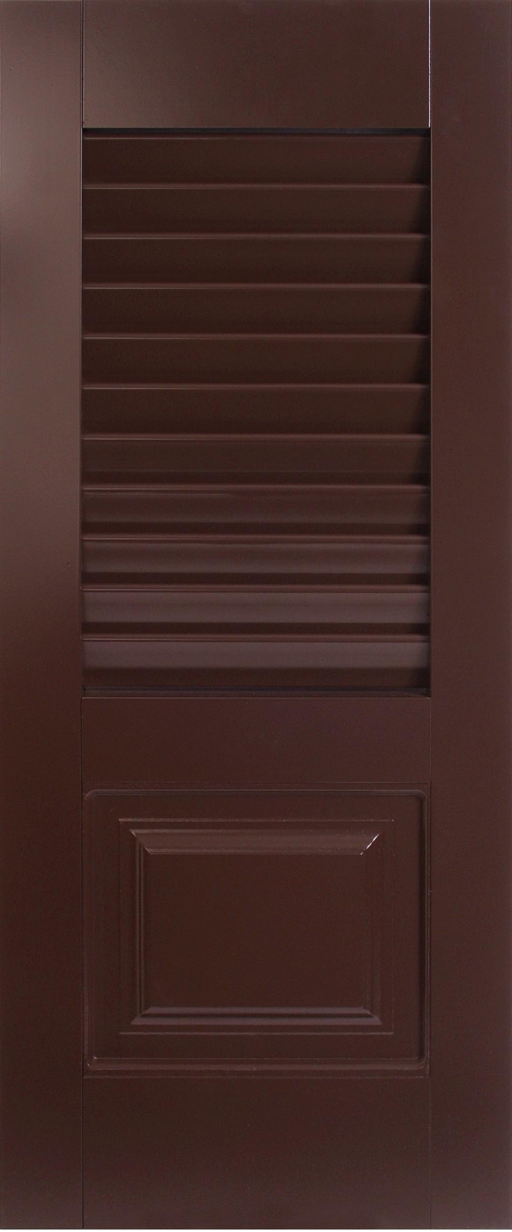 PVC Composite Shutters - Louver-Panel